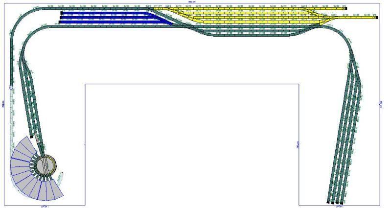 Zolder baan ontwerp iii for 3d planner zolder